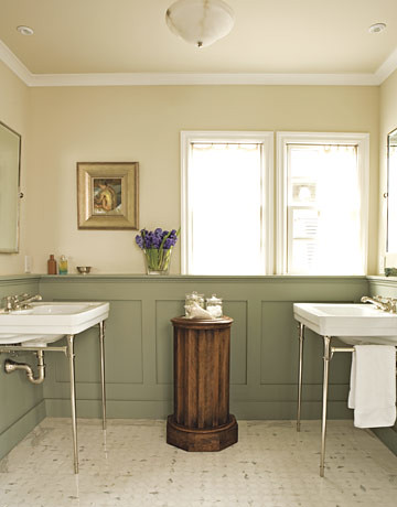 Pratt & Lambert: Lovely neutral paint colors in California beach house