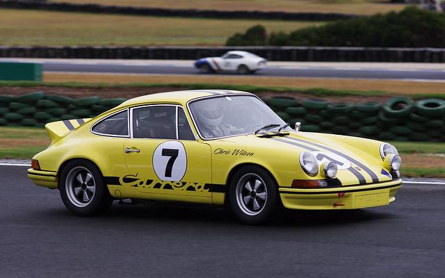 Porsche Phillip Island