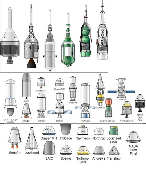 Orion Spacecraft Diagram - Pics about space