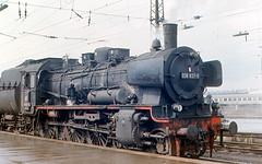 Heilbronn - Class 38 Steam Locomotive