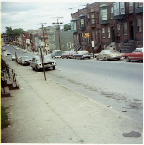 Lark Street, Albany, 1970