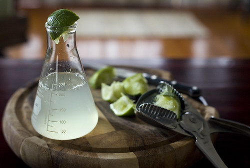 Limeade may be the perfect drink