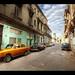 The orange car by Kaj Bjurman