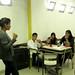 Small photo of Iliana teaching