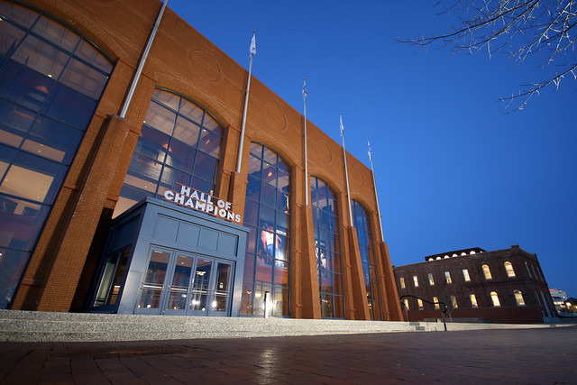 Ncaa Headquarters And Hall Of Champions Flickr Photo
