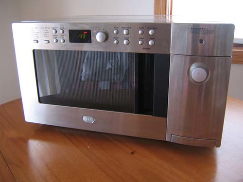 Microwave With Built In Toaster ~ Lg microwave oven toaster combo flickr photo sharing