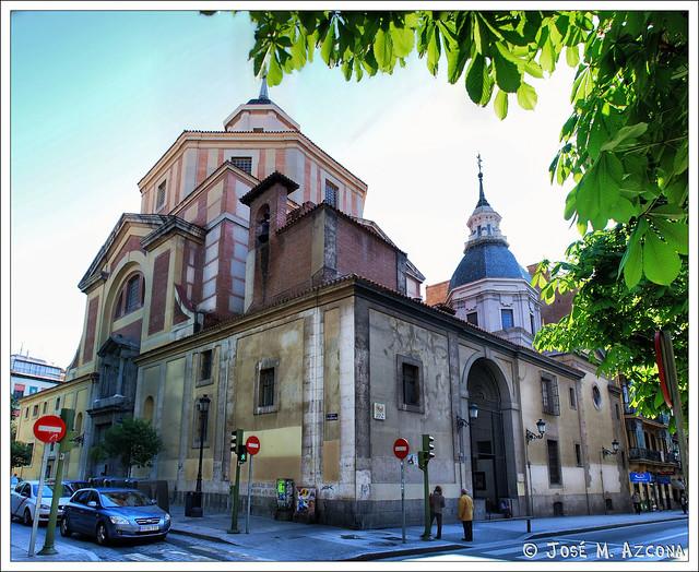 Madrid. Parroquia de San Sebastián.