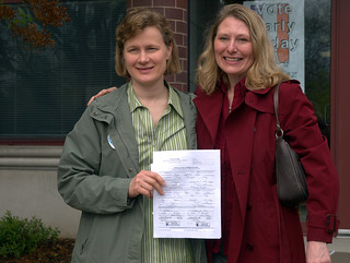 Couple Gets Married After Waiting 23 Years @ Same Sex Marriage Legalized in Iowa