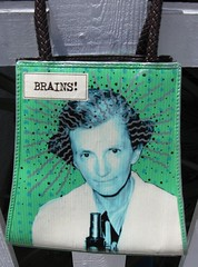Brains! Purse by pennylrichardsca (now at ipernity)