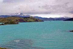 1997/12/22 - 11:00 - ペオエ湖 Lake Pehoé - Paine N.P. , Chile