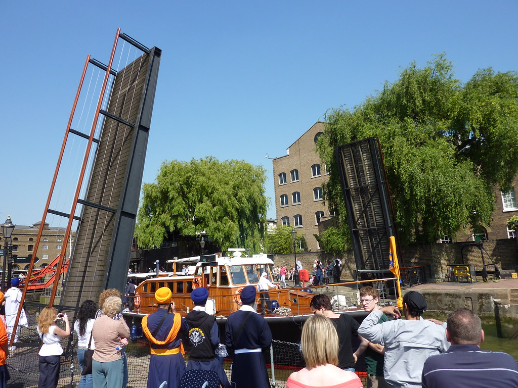Sikh ceremony at St Katharine's Dock