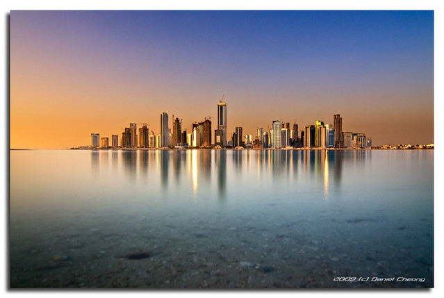 Doha - The Morning Mirage