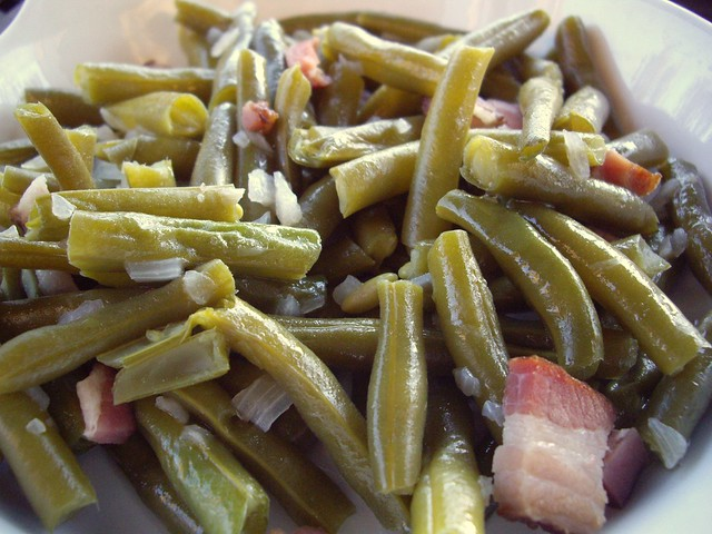 Green Beans with Bacon | Flickr - Photo Sharing!