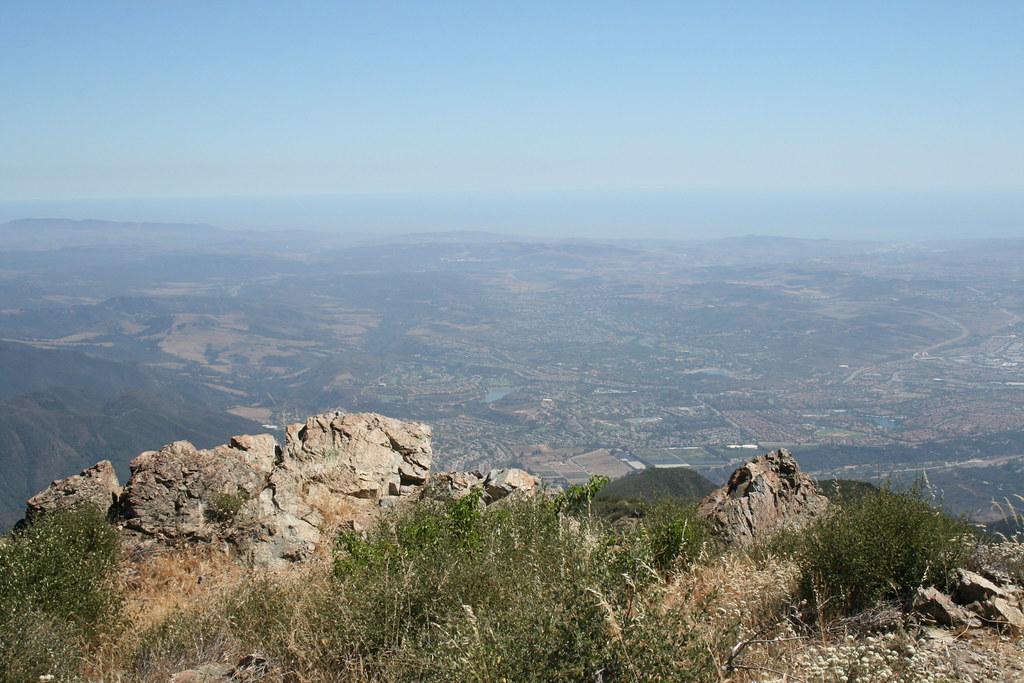 Modjeska Peak Orange County California Tripcarta