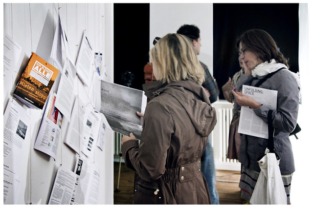 Unfolding: Processes © Laura Gianetti