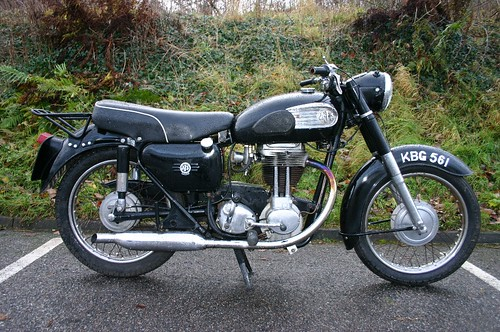 ajs 350, sold in 2007 by steve@strathbran