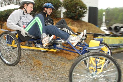 2008 NASA Great Moonbuggy Race: Murray State University (2 ...