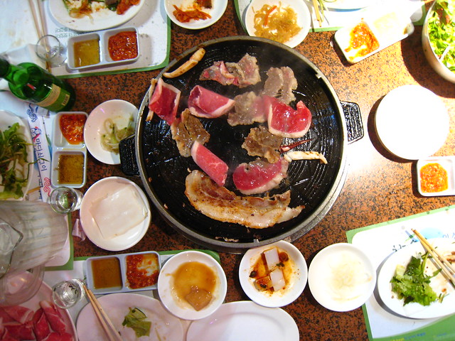 Korean bbq flickr photo sharing for Asian cuisine history