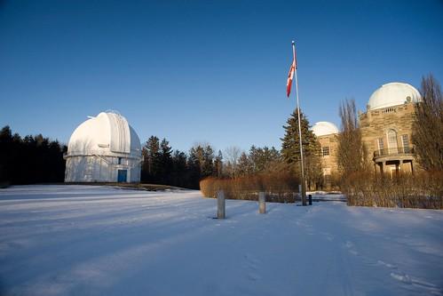 David Dunlap Observatory (DDO) - 1