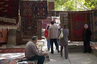 Shop at Vernissage Market - Things to do in Yerevan
