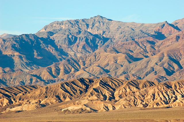 Parque Nacional del Valle de la Muerte, California