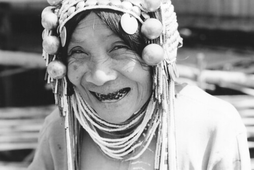 Thailand - Akha Sin Yee tribe, Northern Thailand