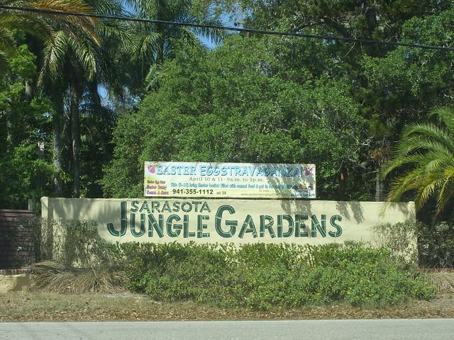 Sarasota Jungle Gardens Flickr Photo Sharing