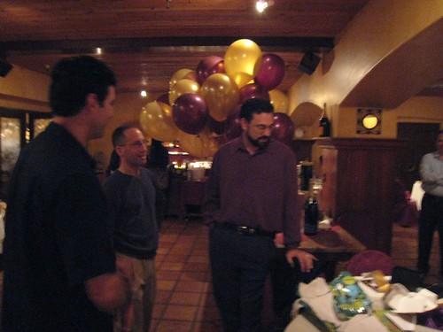 John Steinberg's Birthday Party, Kuleto's T… IMG_7977