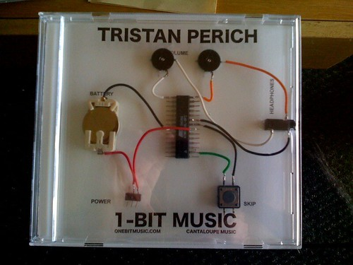1-Bit Music by pwacher