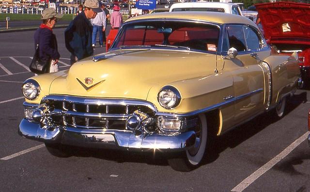 1953 cadillac 62 2 door hardtop flickr photo sharing for 1953 cadillac 4 door