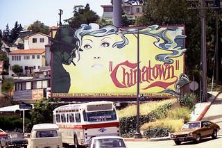 Billboards on Sunset - 1974-5