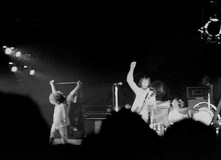 The Who at Charlotte, NC (1971)