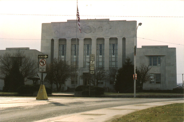 Princeton (WV) United States  City new picture : Mercer County Courthouse, Princeton, WV, 2000 | Flickr Photo Sharing ...