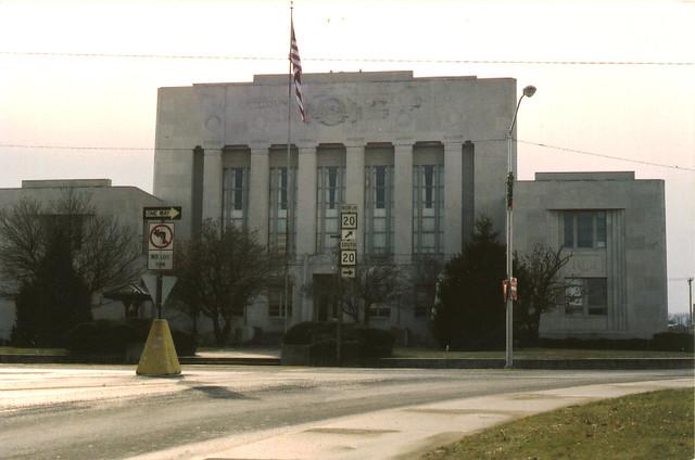 Princeton (WV) United States  city photos : Mercer County Courthouse, Princeton, WV, 2000 | Flickr Photo Sharing ...