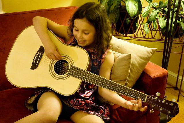 Best Acoustic Guitar for Enjoying