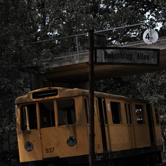 Last stop 'Buschkrug Allee'