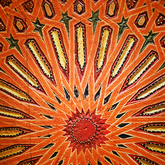 Moroccan design: woodwork 01