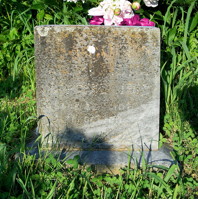 these basically blank tombstones would make good stock ...