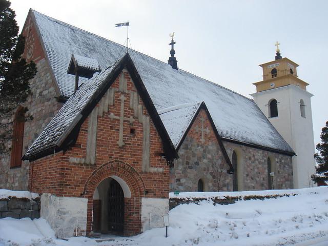 Sweden, Gammelstad, Luleå 6