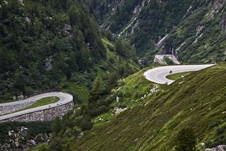 Grimsel & Furka Pass