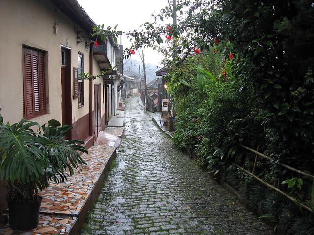 It's Always Rainy in Paranapiacaba