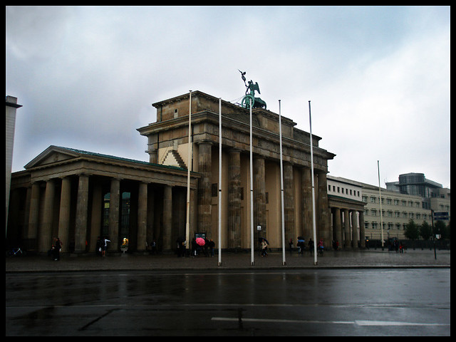 brandenburg tor pariser platz mitte berlin 3. Black Bedroom Furniture Sets. Home Design Ideas