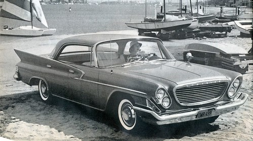 1961 Chrysler Newport 4 Door Hardtop
