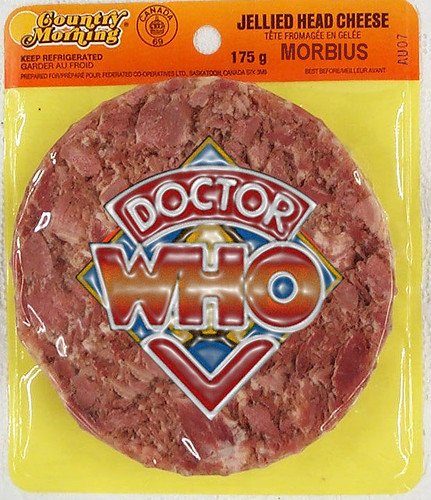 Dr. Who Head Cheese
