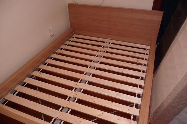 Ikea slats in my room flickr photo sharing for Ikea slats vs box spring