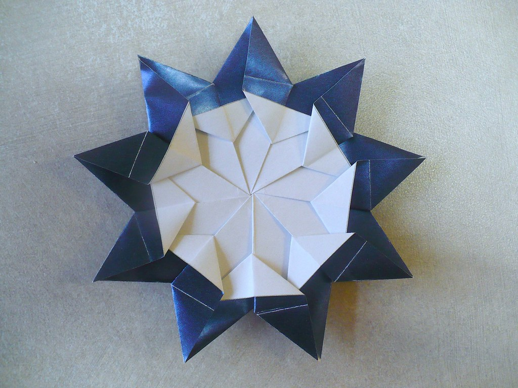 Nine-Pointed Star