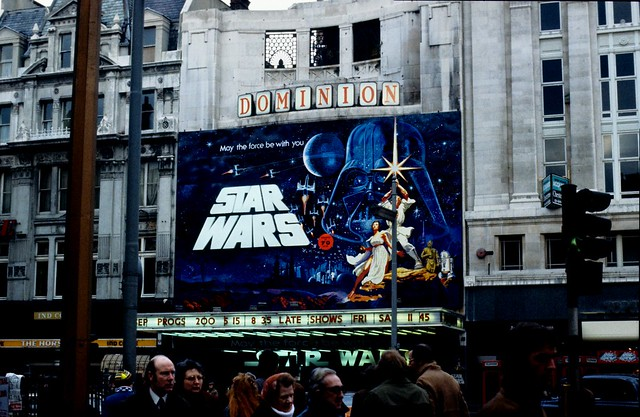 1978 - Star Wars I - London -Feb.- Dominion Theater