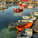 Motif #1 & Dinghies - Rockport, Massachusetts (HDR) by joep373526