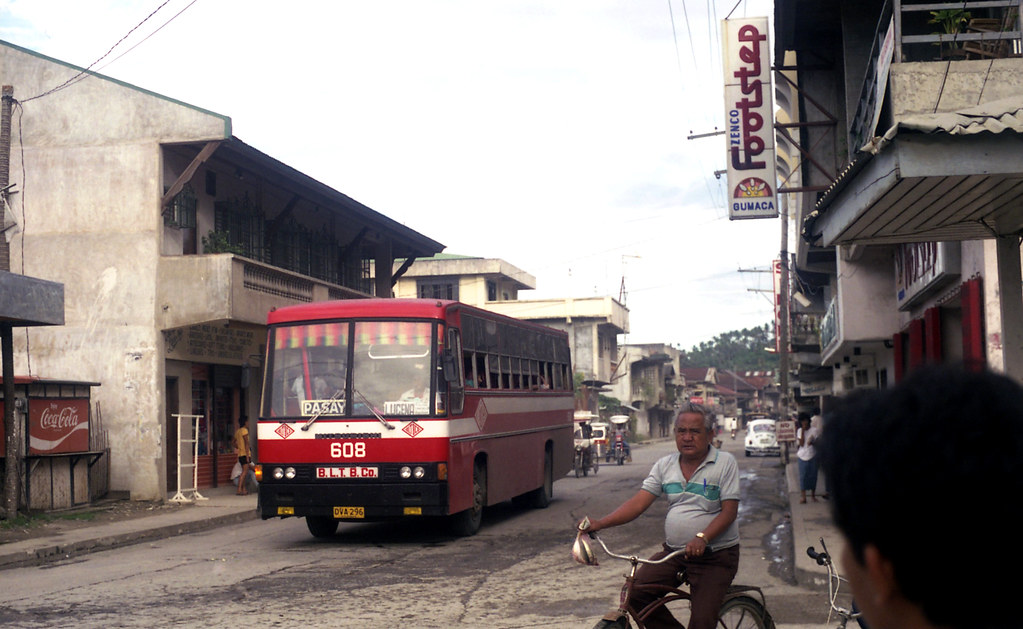 Tayabas Philippines  City new picture : BLTB Bus Co Batangas Laguna Tayabas Bus Co Gumaca Quezon Philippines