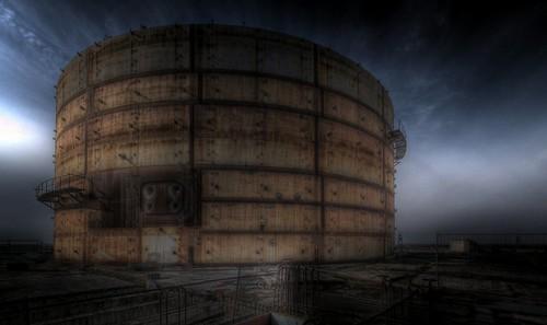 Stendal-Reaktor HDR